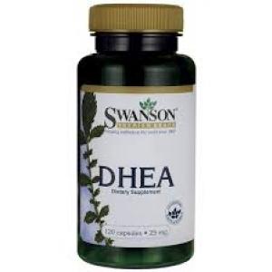 Swanson Premium DHEA 25 mg / 120 Caps