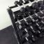 ชุดดัมเบล MAXXFiT ทรงเหลี่ยม ขนาด 2 - 20 KG. (10 คู่) พร้อมชั้นวาง 4 ชั้น สีดำ thumbnail 4