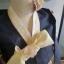 "Hanbok สีกรมท่าตัดเหลือง S อก34"" สูง 159 thumbnail 3"