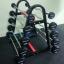ขาย ชุดบาร์เบล Straight Barbell & Curved Barbell MAXXFiT KG. พร้อมชั้นวางบาร์เบลแบบ FIX MAXXFiT รุ่น RK350 thumbnail 1