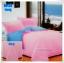 ผ้าปูที่นอนสีพื้น เกรด A สีชมพู ขนาด 6 ฟุต 5 ชิ้น thumbnail 1