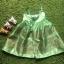 Hanbok Girl ฮันบกผ้าไหมชาววัง สำหรับเด็ก 1 ขวบ thumbnail 8