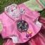 Hanbok Girl ฮันบกผ้าไหมชาววังสีหวาน สำหรับเด็ก 6 ขวบ thumbnail 2