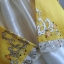 "Hanbok เหลืองตัดขาว XS อก34"" สูง 150 thumbnail 6"
