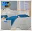 ผ้าปูที่นอนสีพื้น เกรด A สีเทาอ่อน ขนาด 5 ฟุต 5 ชิ้น thumbnail 1