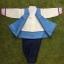 Premium Hanbok Boy ฮันบกผ้าไหมสีฟ้า เด็กชาย 7 ขวบ thumbnail 1