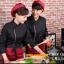 C6103003 เสื้อเชฟ เสื้อพ่อครัว เสื้อแม่ครัว เสื้อพนักงานทำอาหาร เสื้อกุ๊ก M-3XL thumbnail 2