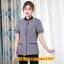 D6103003 เสื้อพนักงานโรงแรม เสื้อแม่บ้าน เสื้อพ่อบ้าน เบลล์ thumbnail 2
