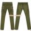 HW6107007 กางเกงขายาวทหารหญิงสีเขียวกองทัพทหาร แฟชั่นเกาหลี (พรีออเดอร์) รอ 3 อาทิตย์หลังโอนเงิน thumbnail 4