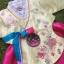 Hanbok Girl ฮันบกผ้าไหมชาววังสีหวาน สำหรับเด็ก 7 ขวบ thumbnail 2