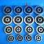 ขาย ชุดดัมเบลเหล็กชุบโครเมียม 30 KG. MAXXFiT thumbnail 3