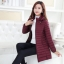 CW6011001 เสื้อโค็ชกันหิมะคอสูงเสื้อกันหนาวแบบ anti-quarter (พรีออเดอร์) thumbnail 1