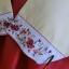 """Hanbok สีคลาสสิคปักมือดิ้นทอง อก 36"""" สูง 163 thumbnail 6"""