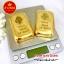ทองคำแท่งโมเดลหนัก 20 บาทโชว์หน้าร้าน เสริมฮวงจุ้ย เสริมสิริมงคล thumbnail 2