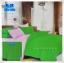 ผ้าปูที่นอนสีพื้น เกรด A สีเขียวสด ขนาด 6 ฟุต 5 ชิ้น thumbnail 1