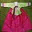 Hanbok Girl ฮันบกผ้าไหมชาววังงานพรีเมี่ยม สำหรับเด็ก 10 ขวบ thumbnail 1