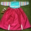 Hanbok Girl ฮันบกผ้าไหมสีสดใส สำหรับเด็ก 7 ขวบ thumbnail 4