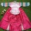 Hanbok Girl ฮันบกชาววังสีชมพูแขนสลับ สำหรับเด็ก 6 ขวบ thumbnail 4