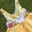 Hanbok Girl ฮันบกสีลูกกวาด สำหรับเด็ก 7 ขวบ thumbnail 8