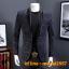 JM6102014 เสื้อสูทลำลองผู้ชายเสื้อสูทงานเลี้ยงพิมพ์ลายแบบตะวันตก thumbnail 2