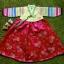Hanbok Girl ฮันบกผ้าไหมสีสดใส สำหรับเด็ก 6 ขวบ thumbnail 1