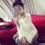 CW6010011เสื้อโค้ทเสื้อคลุมกันหนาวเกาหลีสไตร์เสื้อแจ็กเก็ตสั้น(พรีออเดอร์) thumbnail 1