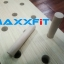 ขาย Pegboard Crossfit Wooden Train Wall Climbing MAXXFiT thumbnail 7