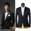 JM6102002 เสื้อสูทงานเลี้ยงผู้ชายสูทเจ้าบ่าวงานแต่งงาน (pre) thumbnail 1