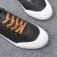 TW6011003 รองเท้าผ้าใบแฟชั่นเกาหลี ผู้ชาย (พรีออเดอร์) รอ 3 อาทิตย์หลังโอนเงิน thumbnail 5