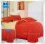 ผ้าปูที่นอนสีพื้น เกรด A สีส้มอิฐ ขนาด 6 ฟุต 5 ชิ้น thumbnail 1