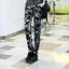 HW6107006 กางเกงขายาวทหารหญิงสีเขียวกองทัพทหาร แฟชั่นเกาหลี (พรีออเดอร์) รอ 3 อาทิตย์หลังโอนเงิน thumbnail 4