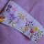 "Hanbok เด็ก 11 ขวบ สีม่วงชมพู อก 34"" สูง 135-145 thumbnail 5"