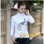 UM6102019 เสื้อยืดแขนยาวโมฮีเมียน เย็บปักถักร้อยชาติพันธุ์ thumbnail 4