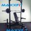 โปรโมชั่น Half Rack RB 501 B & เก้าอี้ยกดัมเบล MAXXFiT AB 104 & Barbell & แผ่นน้ำหนักรวม 37.5 KG. thumbnail 3