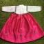 Hanbok Girl ฮันบกผ้าไหมสีหวาน สำหรับเด็ก 5 ขวบ thumbnail 4