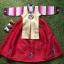 Hanbok Girl ฮันบกชาววังสีเหลือง สำหรับเด็ก 6 ขวบ thumbnail 1