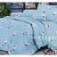ผ้าปูที่นอน ลายกราฟฟิค ขนาด 6 ฟุต(5 ชิ้น)[GA-02] thumbnail 1