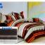 ผ้าปูที่นอนเกรด A ขนาด 6 ฟุต(5 ชิ้น)[AS-242] thumbnail 1