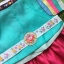 Hanbok Girl ฮันบกผ้าไหมสีสดใส สำหรับเด็ก 7 ขวบ thumbnail 5