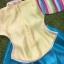 Hanbok Girl ฮันบกผ้าไหมชาววังงานพรีเมี่ยม สำหรับเด็ก 11 ขวบ thumbnail 6