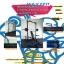 โปรโมชั่น Half Rack RB 501 B & เก้าอี้ยกดัมเบล MAXXFiT AB 104 & Barbell & แผ่นน้ำหนักรวม 37.5 KG. thumbnail 2