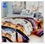 ผ้าปูที่นอนเกรด A ขนาด 5 ฟุต(5ชิ้น)[AS-252] thumbnail 1