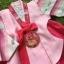 Hanbok Girl ชาววังสีชมพูแขนสลับ สำหรับเด็ก 5 ขวบ thumbnail 2