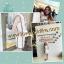 DW6105001 เดรสสีขาวปกเชิ้ตเกาหลีสไตร์ลำลองสบายๆทรงหลวม thumbnail 6
