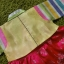 Hanbok Girl ฮันบกผ้าไหมสีสดใส สำหรับเด็ก 6 ขวบ thumbnail 5