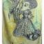 ผ้าเช็ดตัวไมโครไฟเบอร์ ลายการ์ตูน [CC-070] thumbnail 1