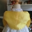 "Hanbok เหลืองตัดขาว XS อก34"" สูง 150 thumbnail 8"