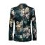 JM6102012 เสื้อสูทลำลองผู้ชายเสื้อสูทงานเลี้ยงพิมพ์ลายแบบตะวันตก thumbnail 2