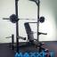 โปรโมชั่น Half Rack RB 501 B & เก้าอี้ยกดัมเบล MAXXFiT AB 104 & Barbell & แผ่นน้ำหนักรวม 37.5 KG. thumbnail 4