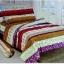 ผ้าปูที่นอนราคาถูก ขนาด 6 ฟุต(5 ชิ้น)[GB-79] thumbnail 1